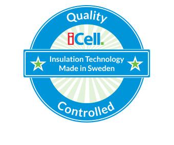 iCell är ett kvalitetssäkrat företag
