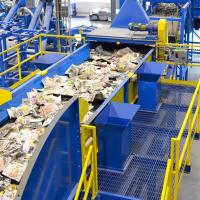 Tillverkning av miljövänlig isolering av returpapper