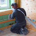 Snabb och enkel miljövänlig väggisolering.